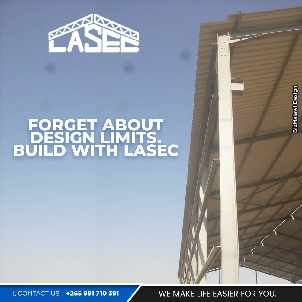 With Lasec you have zero Limitation...