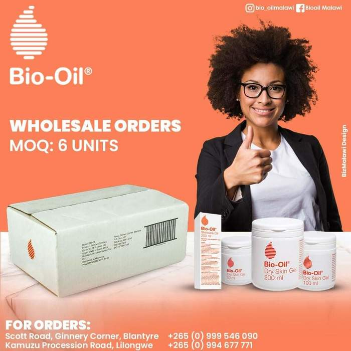 Bio Oi