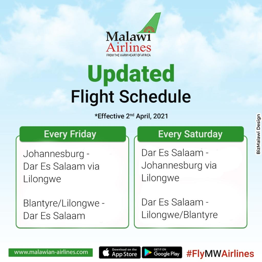 malawi airline