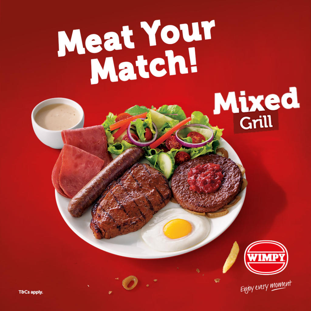 Meat your match.