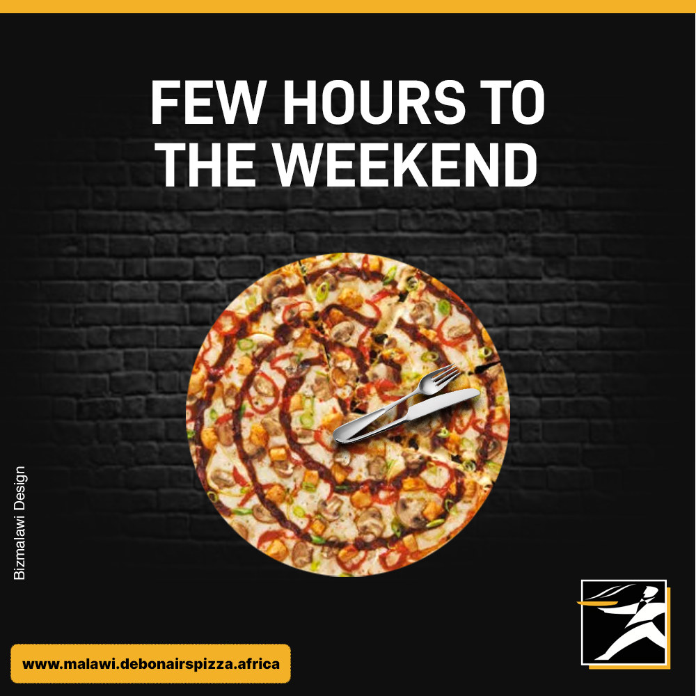 Tik Tok it's pizza o'clock   