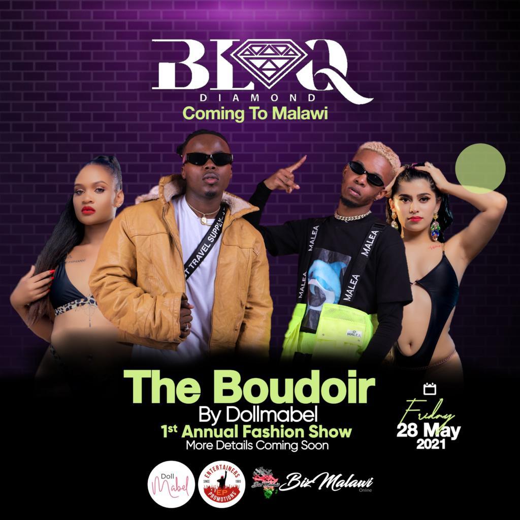 BizMalawi Blaq Diamond Coming To Malawi...