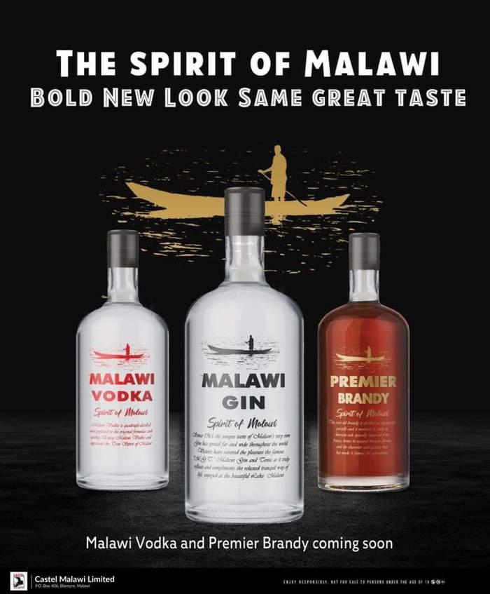 Castel Malawi Same Taste...