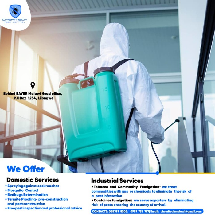 Chemitech Pest Control