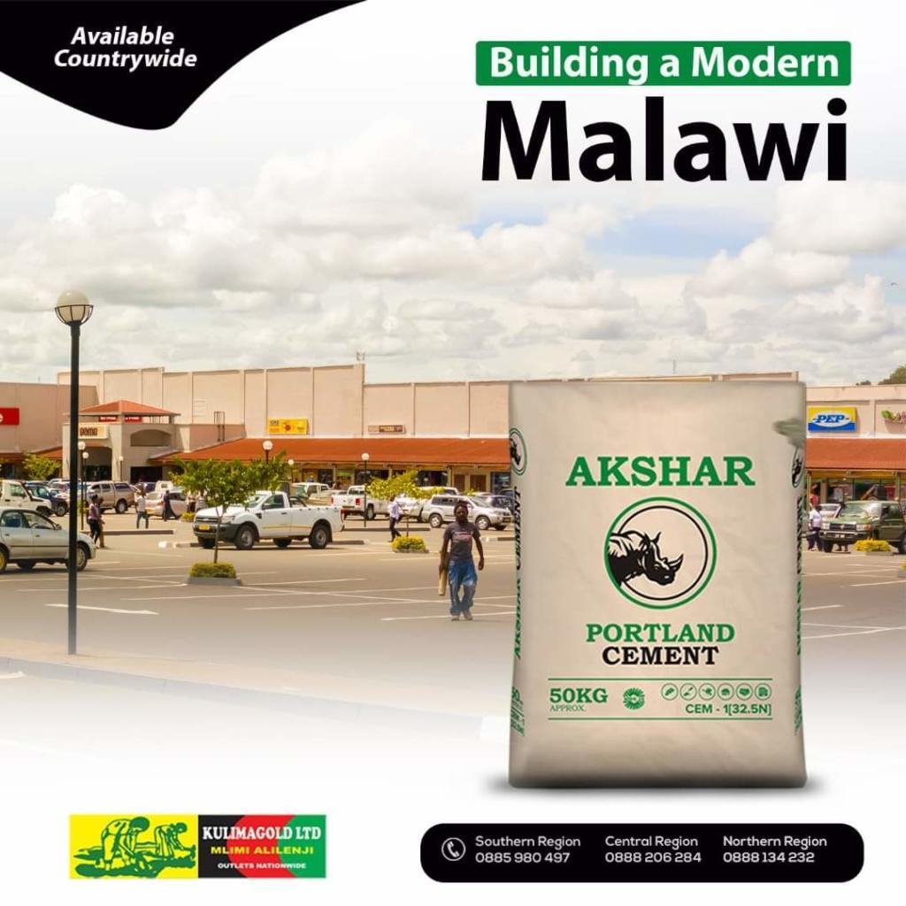 Building a Modern Malawi...