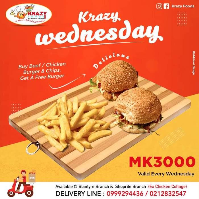 Krazy Foods