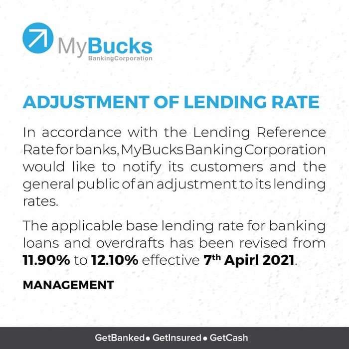 MyBucks Banking Corporation