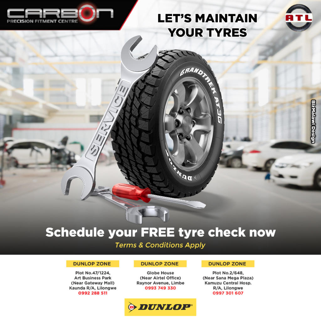 Schedule a FREE tyre check now.