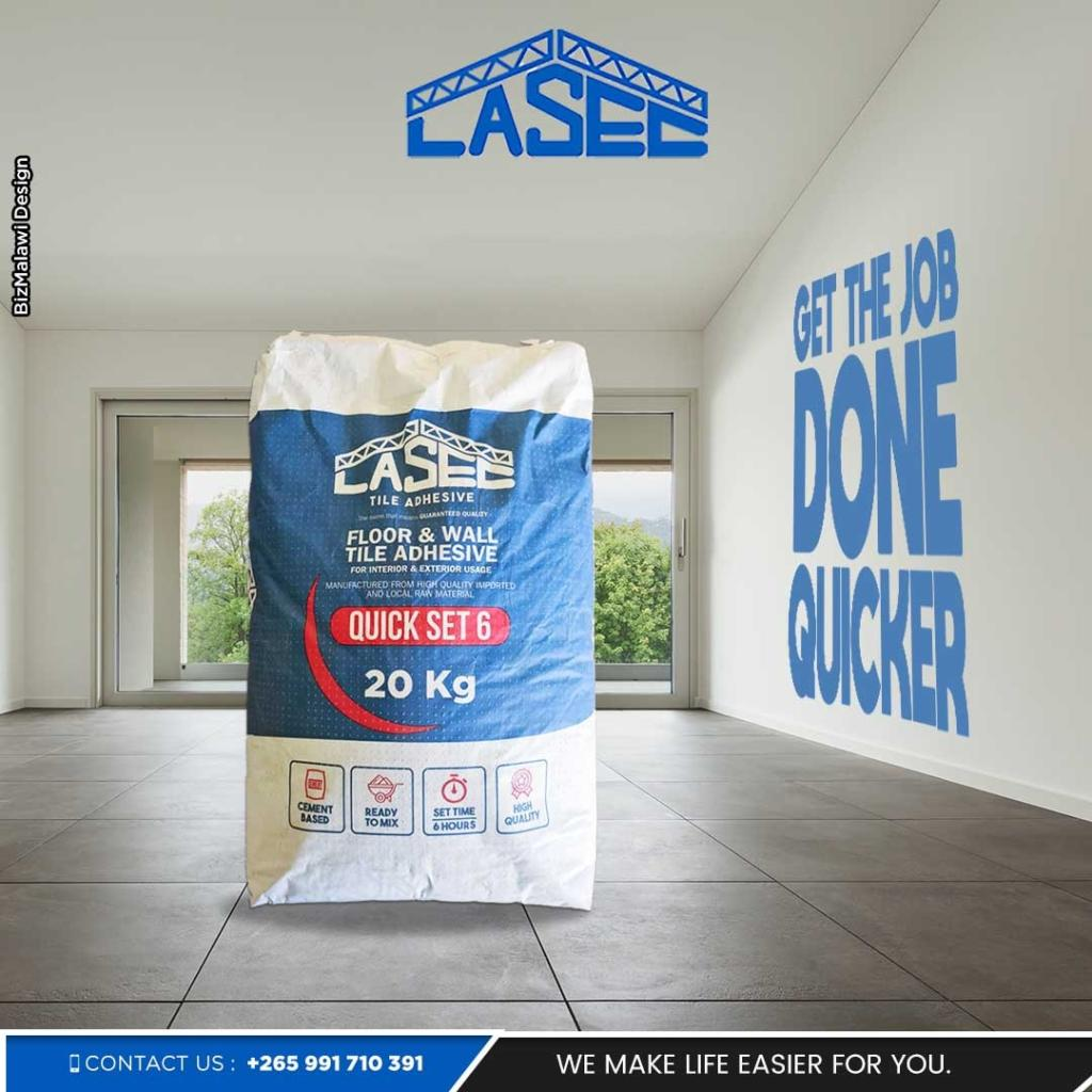 FLOOR AND WALL TILE ADHESIVE