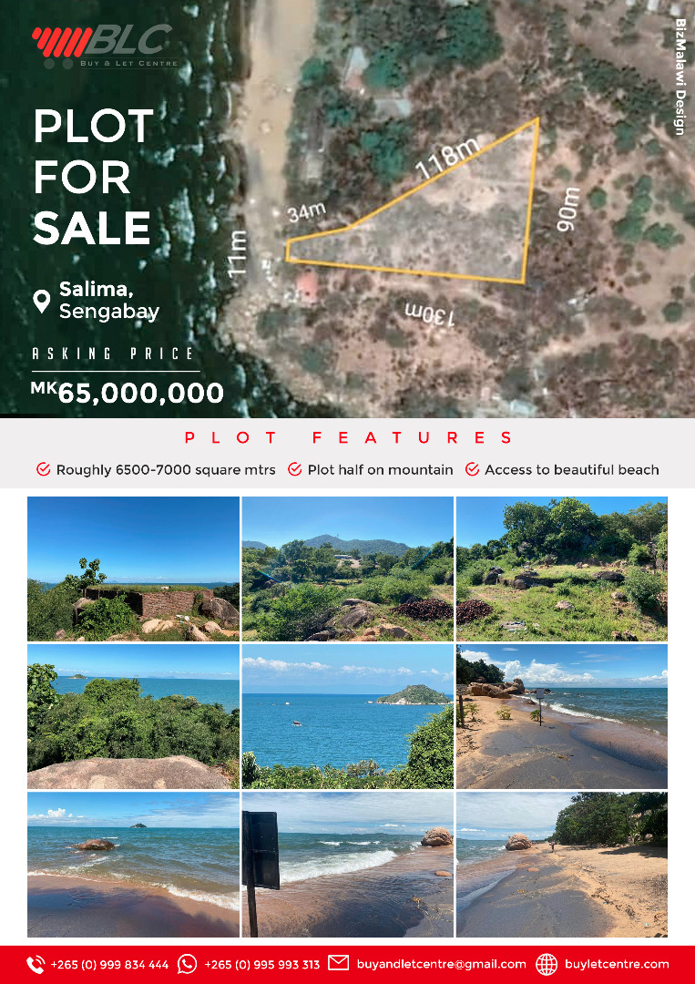 Buy a plot today, become a landowner. ...