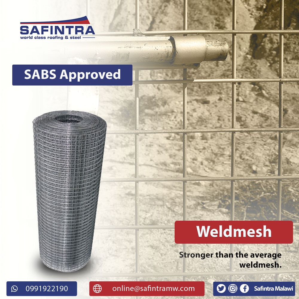 Secure your establishments. Our Weldmesh...