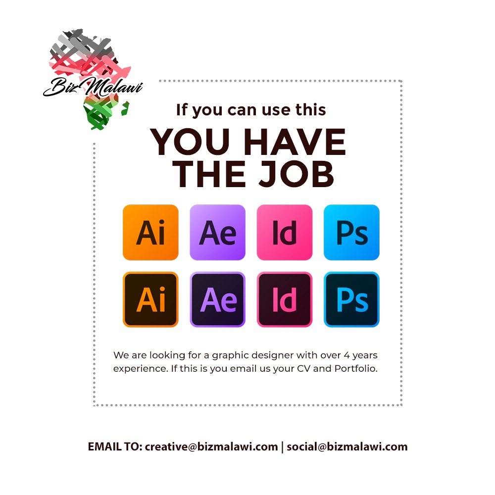 We are looking for a graphic designer wi...