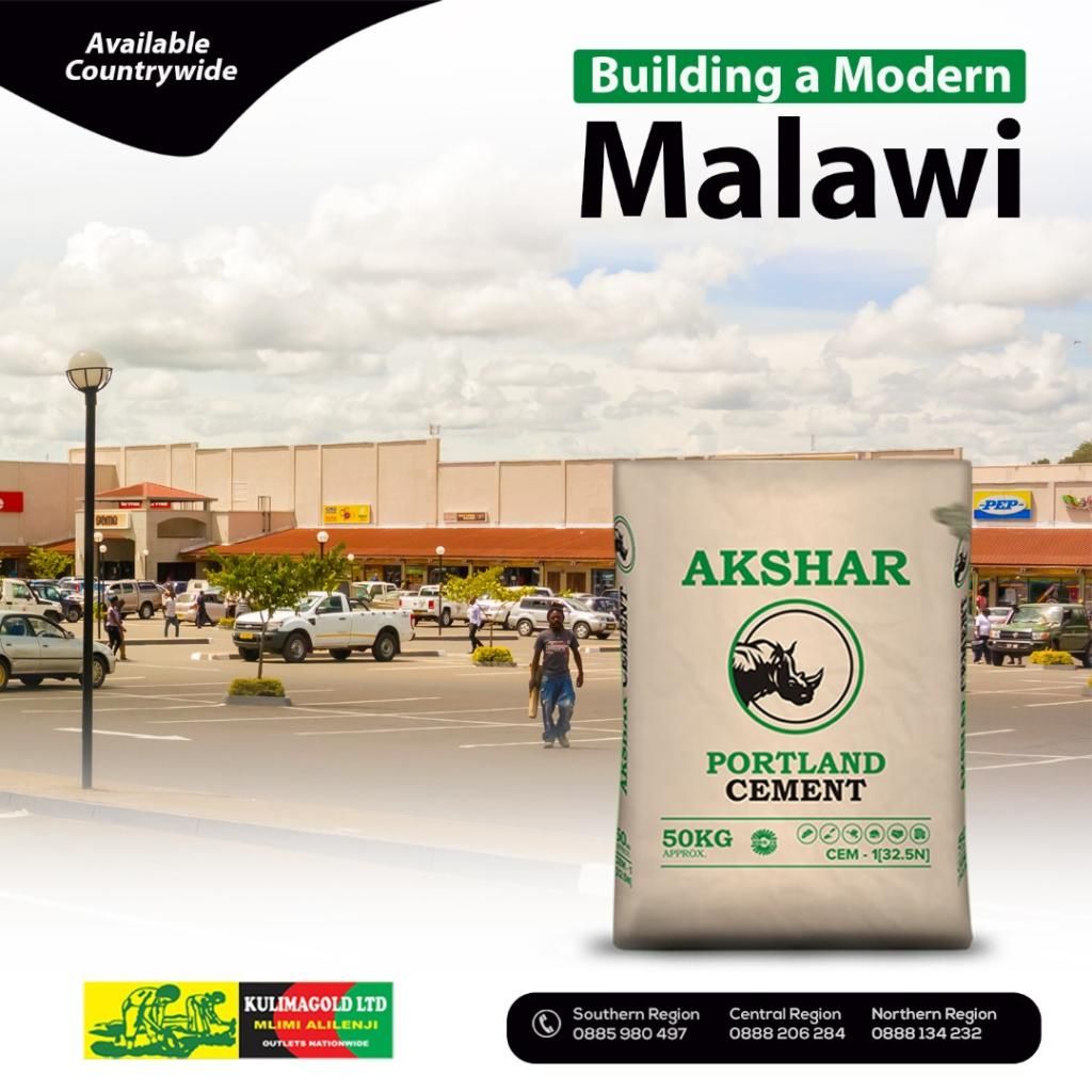 Let us build a better Malawi, let us bui...