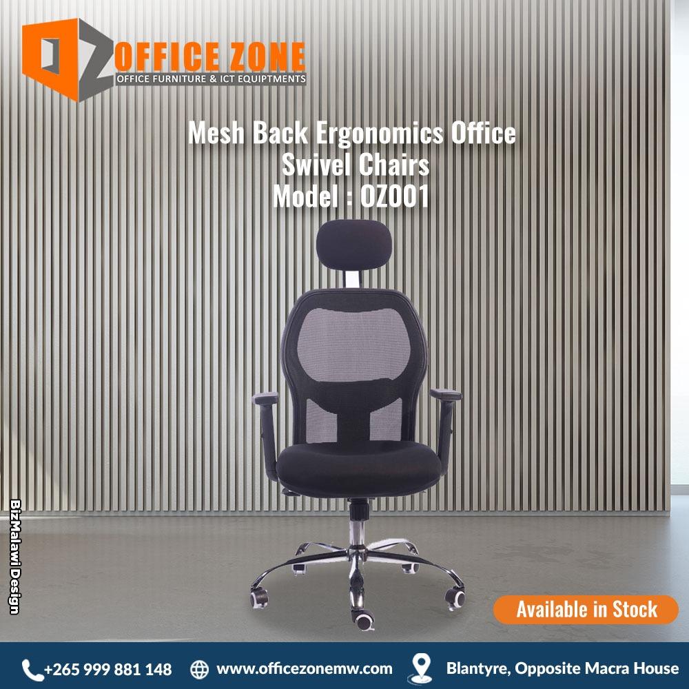 Mesh back ergonomics office swivel chair...