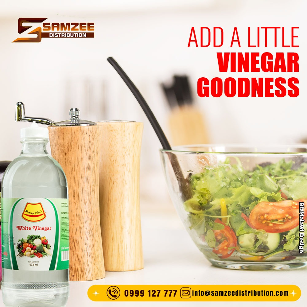 What do you eat your vinegar with?