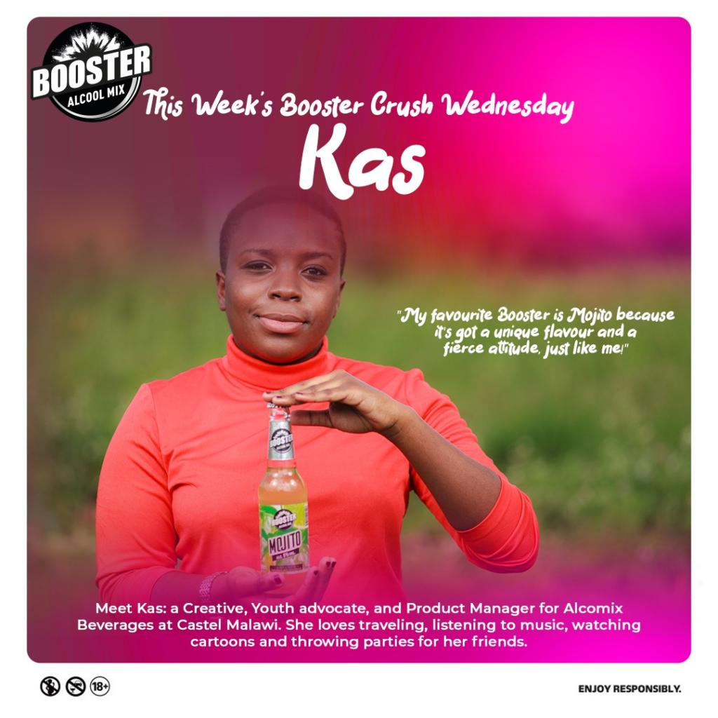 Meet Kas, our #WCW of the week  Her fav...