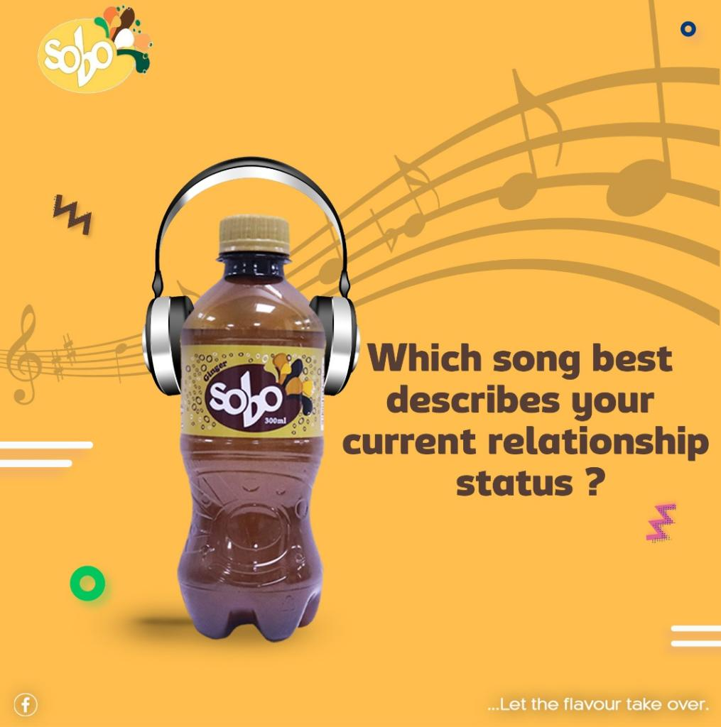Which song describes your relationship s...
