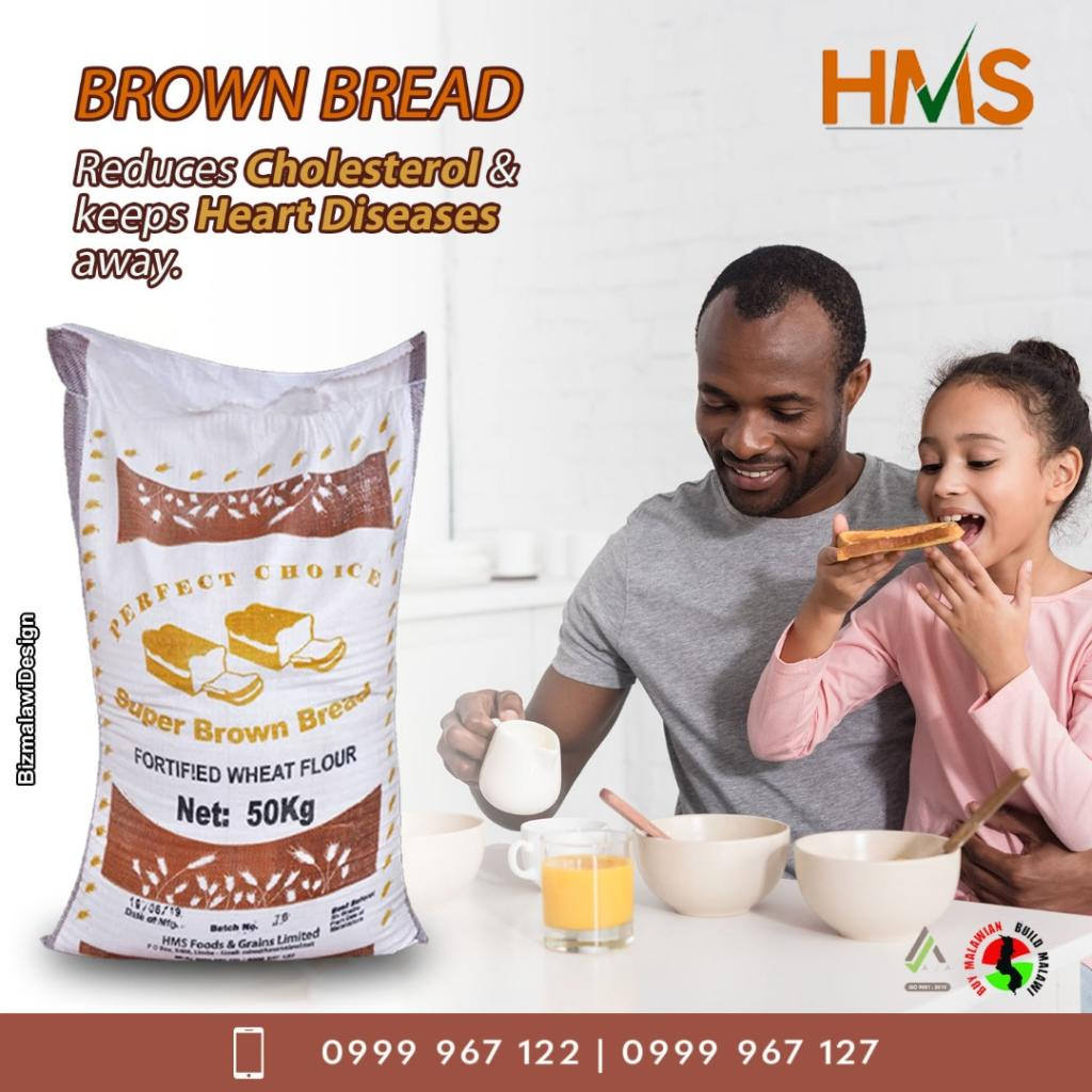 Did you know Brown bread has a lot of fi...
