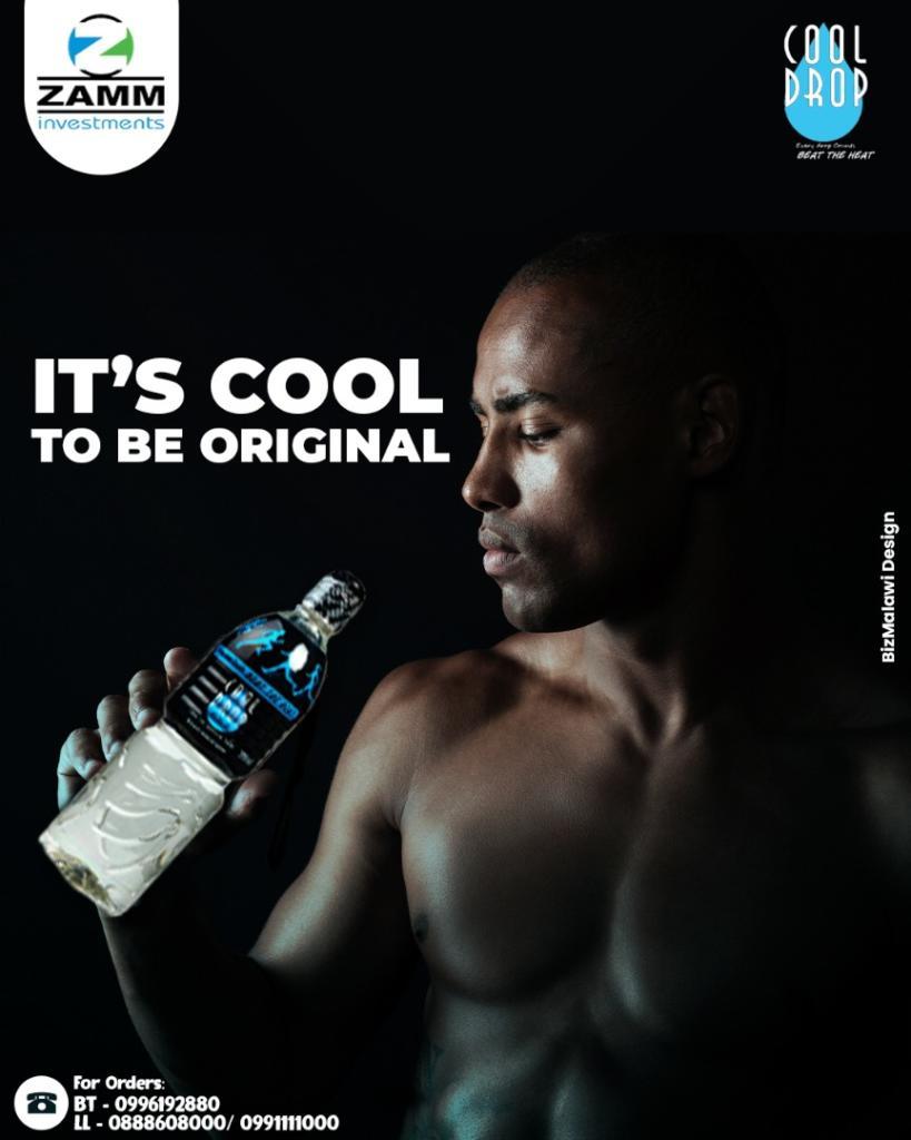 Original hydration, refreshment guarante...