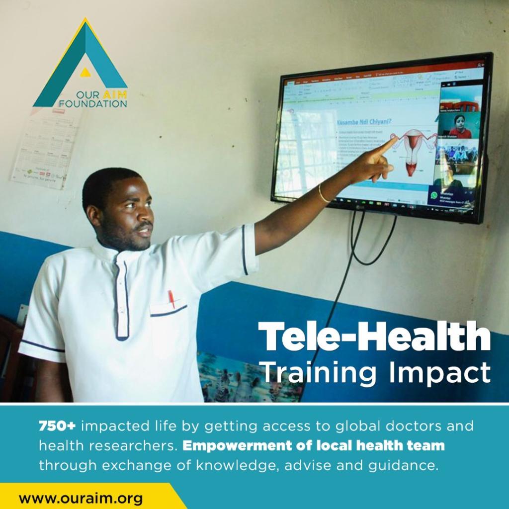 The clinic at Tongozala holistic Communi...