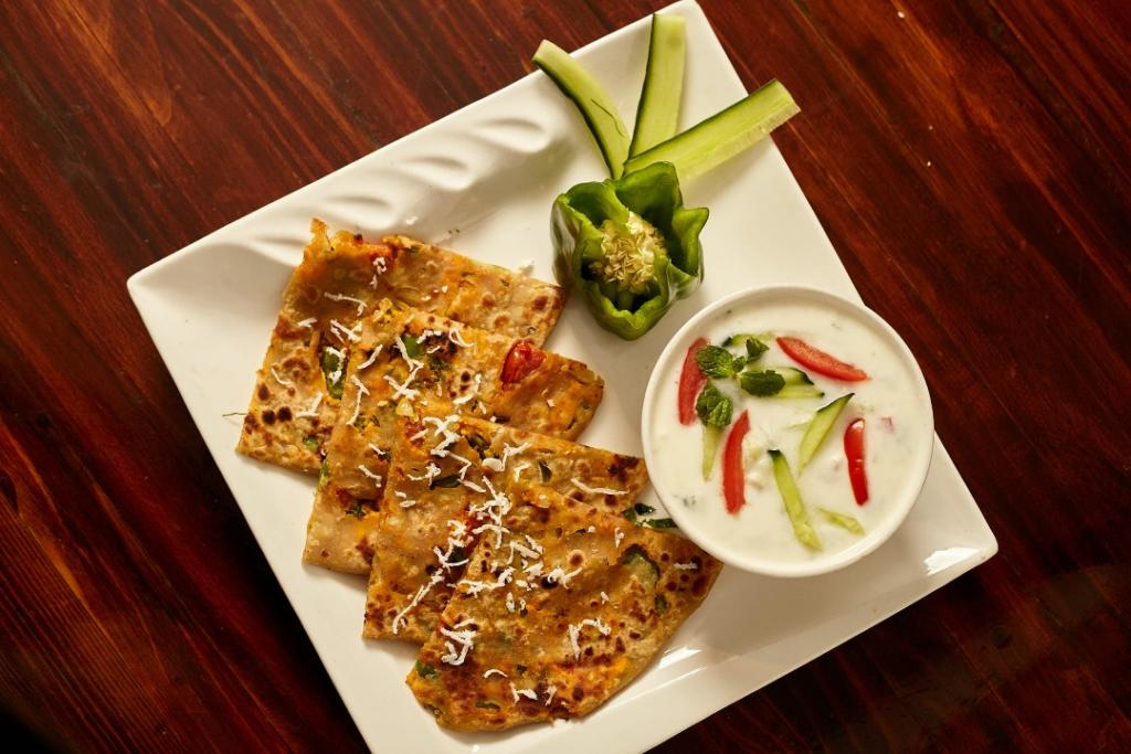 Our Paratha is the best in town If you ...