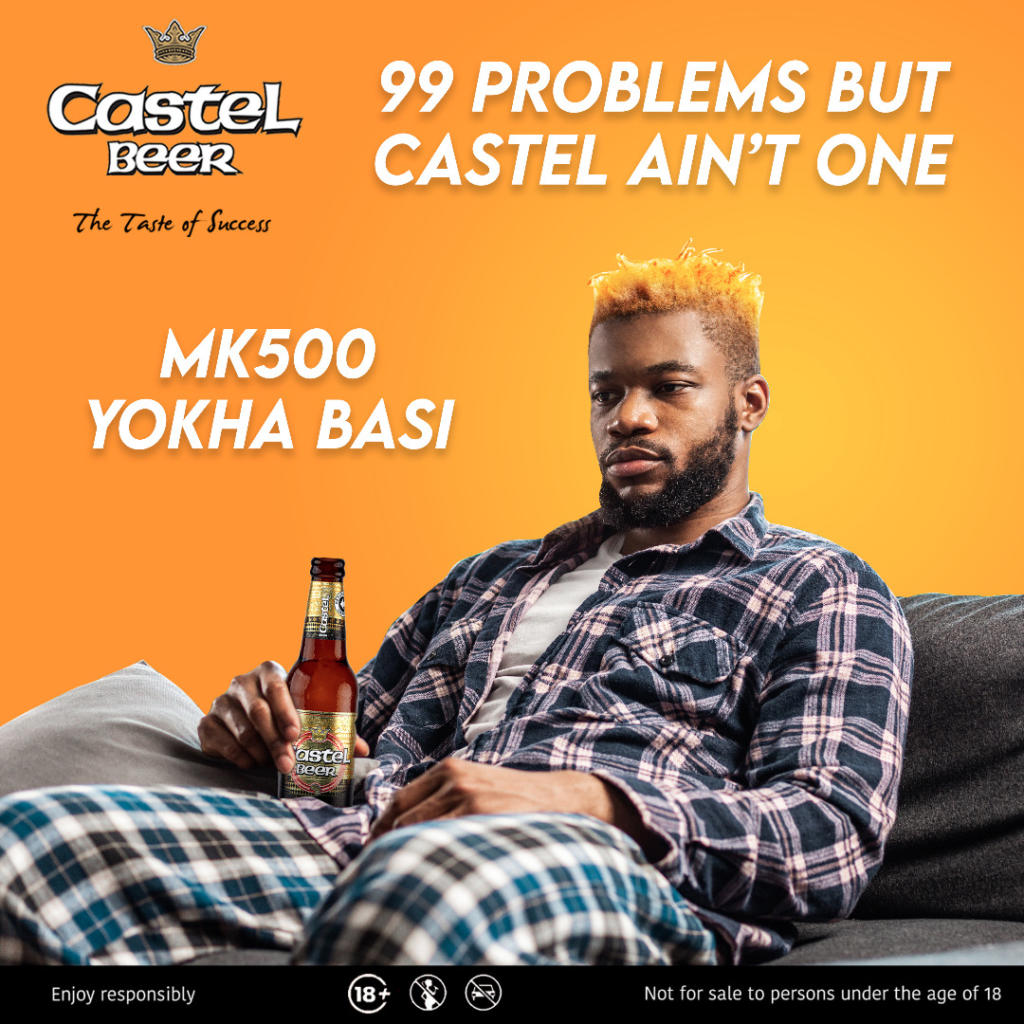 A Castel is just five K100 notes, easy!...