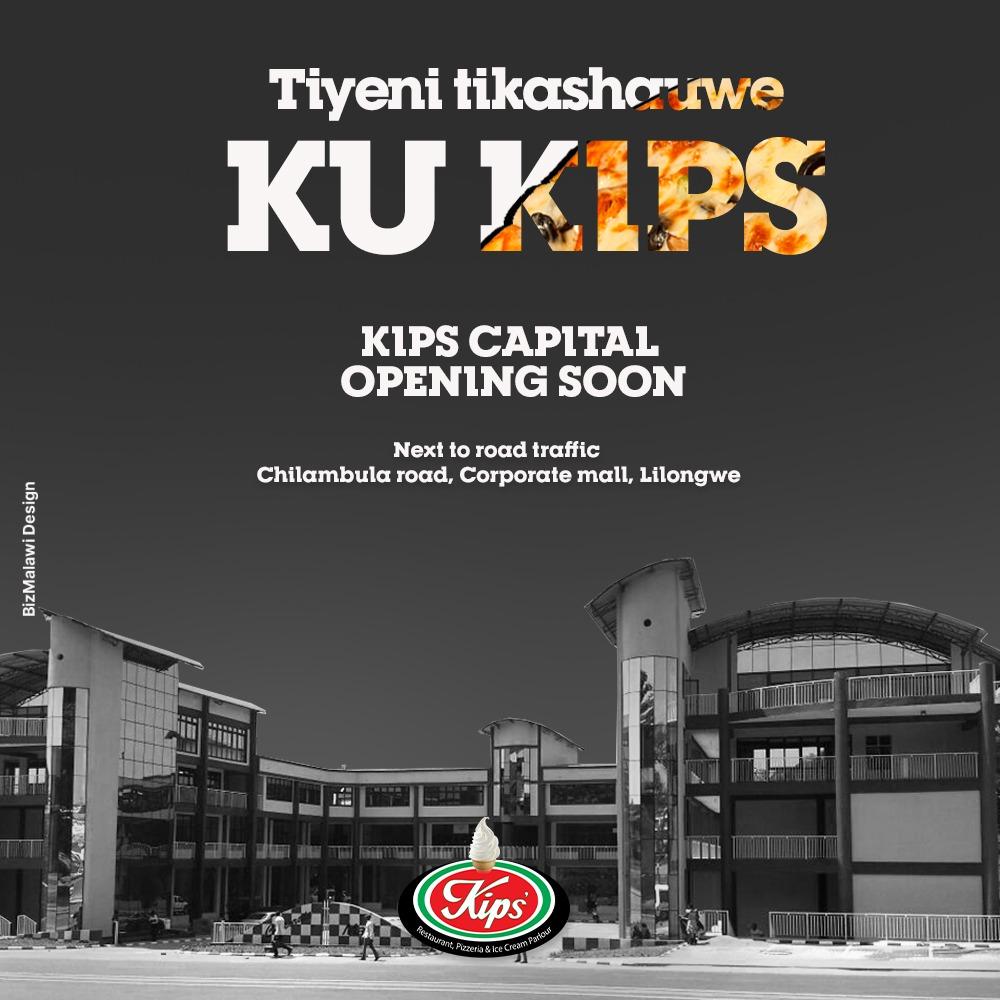 TIKUTSEGULA KIPS INA ku Lilongwe pa Corp...