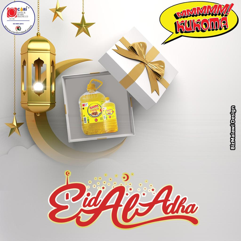 Kukoma Cooking Oil wishes you a Happy Ei...