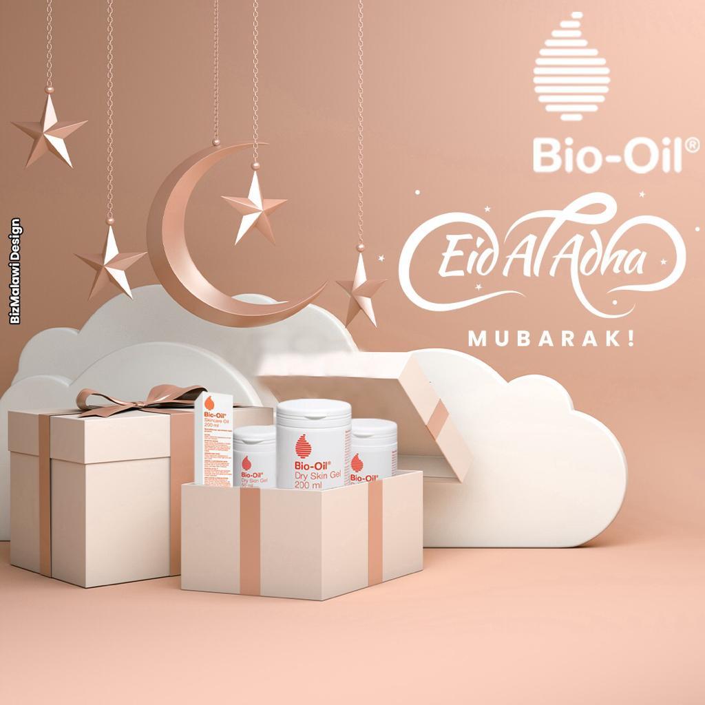 Happy Eid Al Adha from Bio-Oil! #BioOil...
