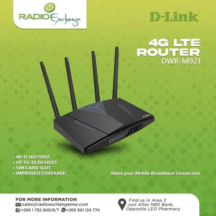 Radio Exchange 4G LTE Routers...