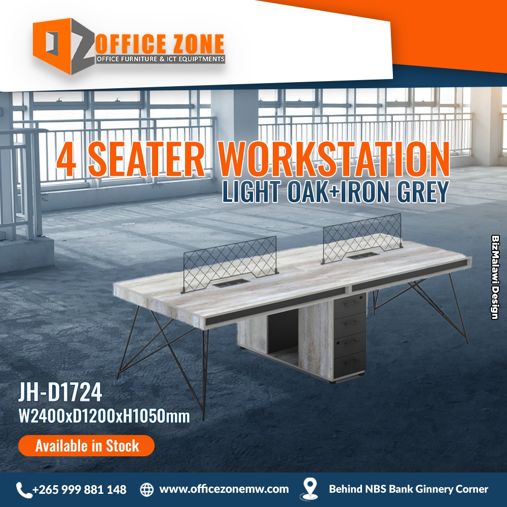 The 4 seater Workstation provides you wi...