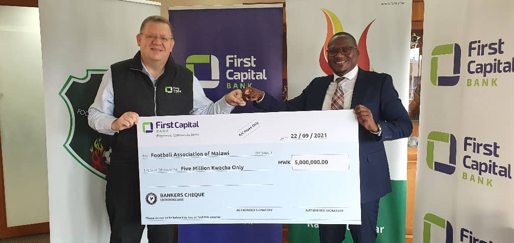 FLAMES FUNDRAISING GETS K5m FR...