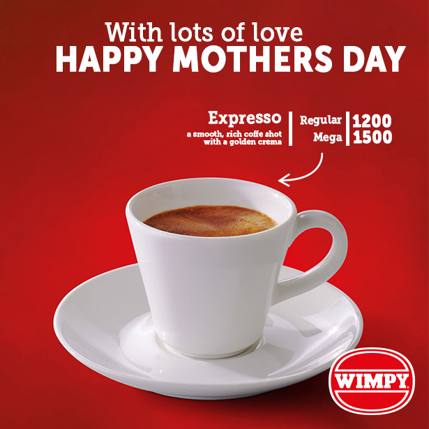 Happy Mothers Day!!   Spoil her ...