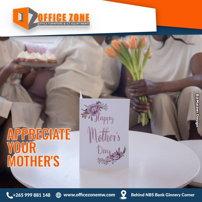 Office Zone Happy Mother's Day...