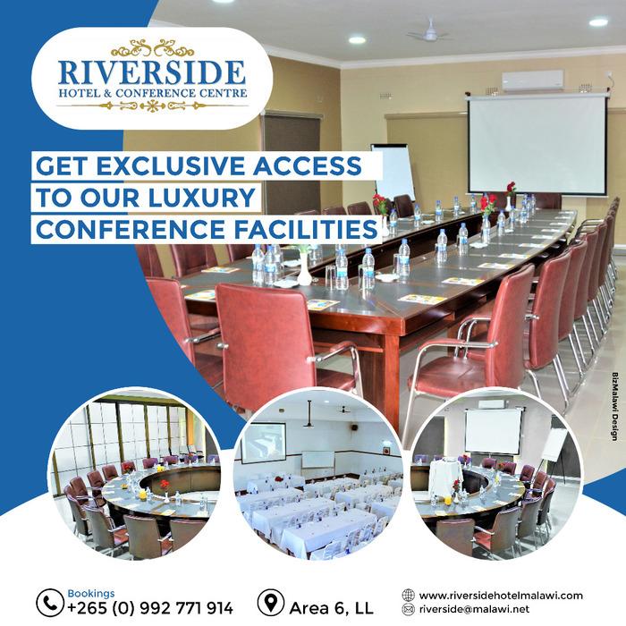 Riverside Hotel & Conference Center...