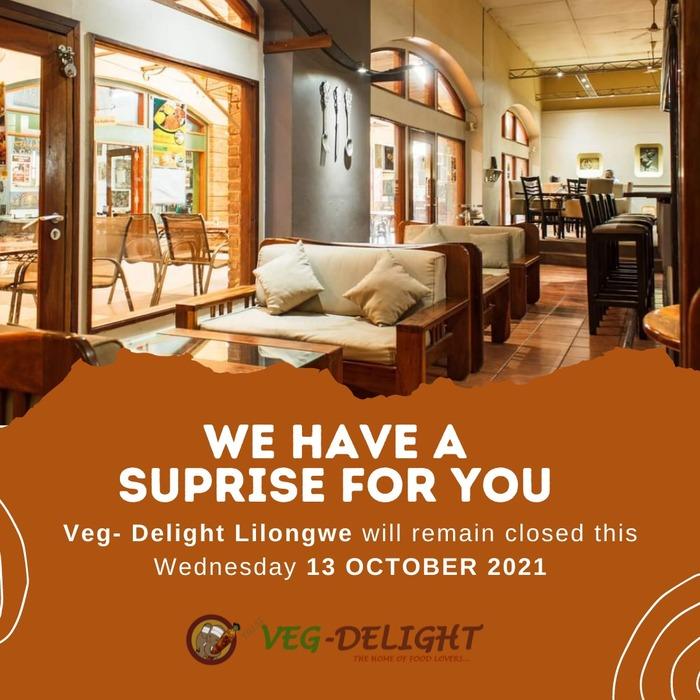 Veg Delight Lilongwe We Will Be Back So...