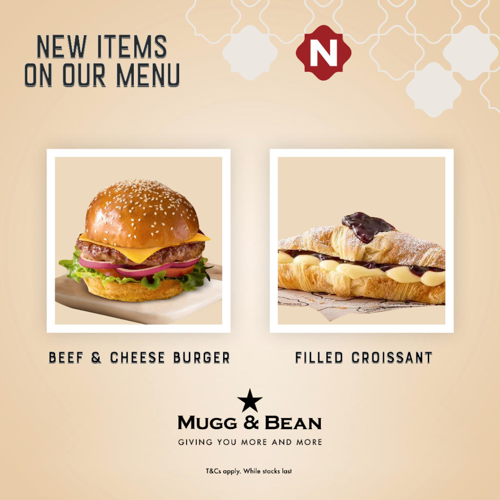 Which of the two NEW items have you trie...