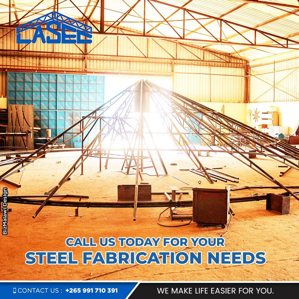 Structural steel work has been the prima...