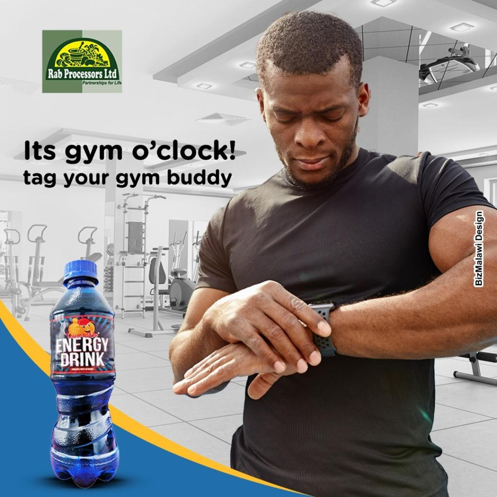 It's gym time! Don't forget to amp yours...